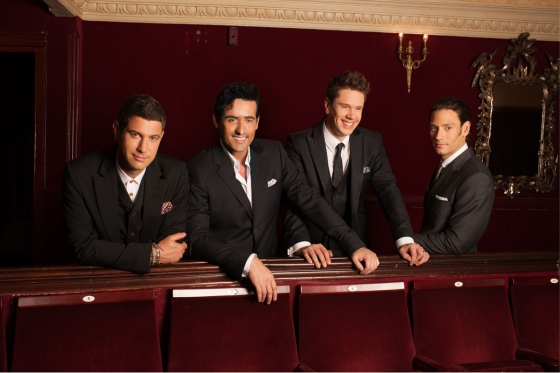 IL Divo press shot
