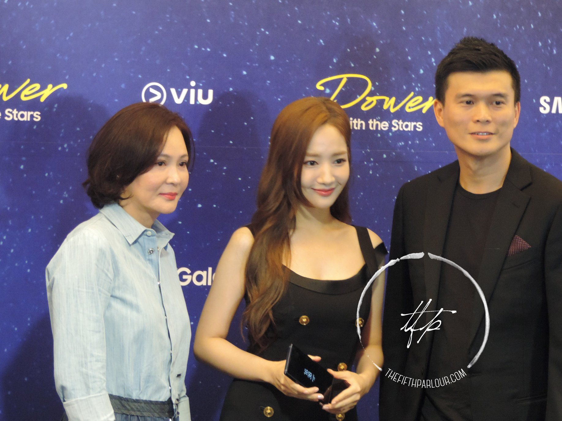 Samsung x Viu : Getting to know Park Min Young and Kim Jong